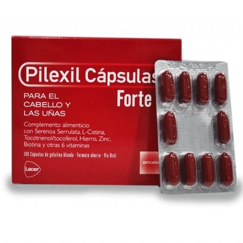 PILEXIL FORTE 100 CAPS