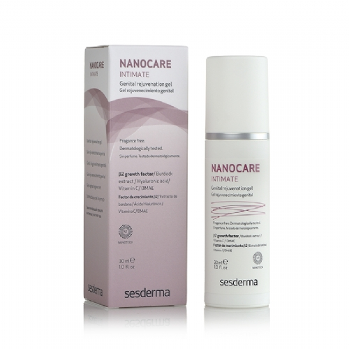 NANOCARE INTIMATE GEL VAG 30ML