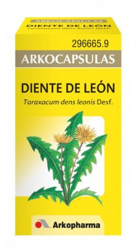 ARKOCAPSULAS DIENTE LEON 50 CA