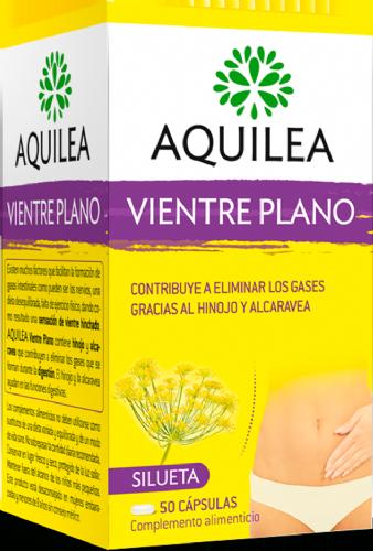 AQUILEA VIENTRE PLANO 50 CÁPSULAS