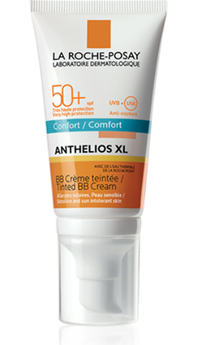 ANTHELIOS BB 50 CRE COLOR 50ML
