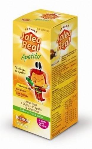 JUANOLA JALEA REAL APETITO NIÑO  JBE 150 ML