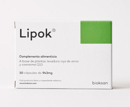 LIPOK 30 CAPSULAS