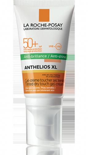 ANTHELIOS XL 50+ GEL CREMA TOQUE SECO PERFUME  COL