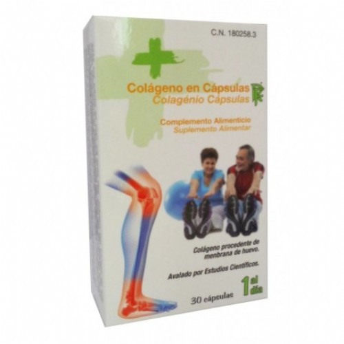 RF COLAGENO CAPSULAS (30 CAPS)
