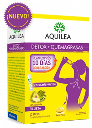 Aquilea detox (10 sticks)
