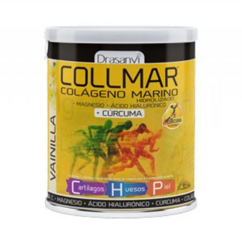 Collmar magnesio curcuma sabor vainilla 300 g
