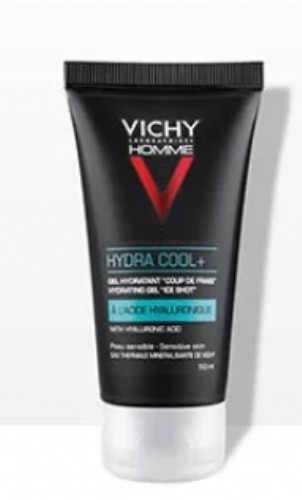 Vichy Homme Hidra Cool+ Gel Hidratante 50ml