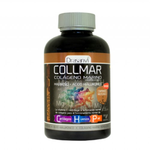 Collmar choco galleta masticable 180 comp