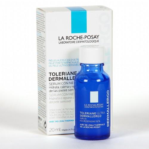 Toleraine ultra dermallergo - la roche posay (serum 20 ml)