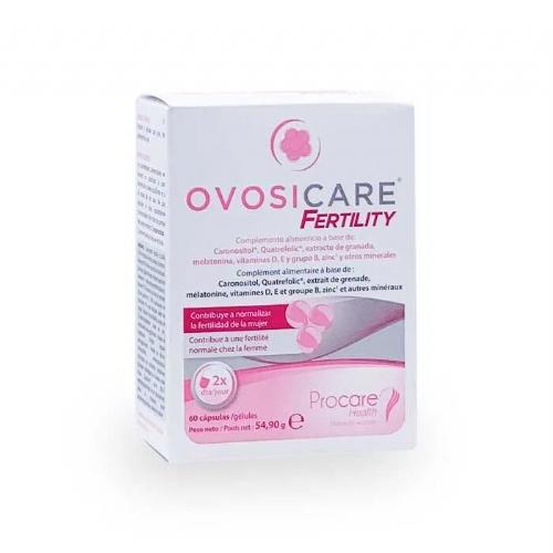 Ovosicare fertility (60 capsulas)