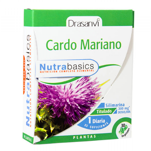 Cardo mariano drasanvi  30 capsulas