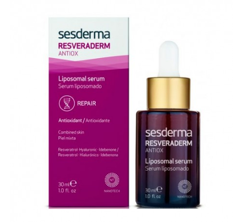 Resveraderm antiox serum antioxidante (30 ml)