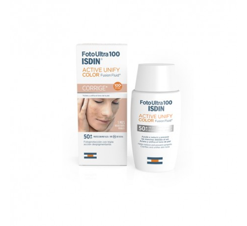 FOTOULTRA ISDIN 100 ACT COLOR
