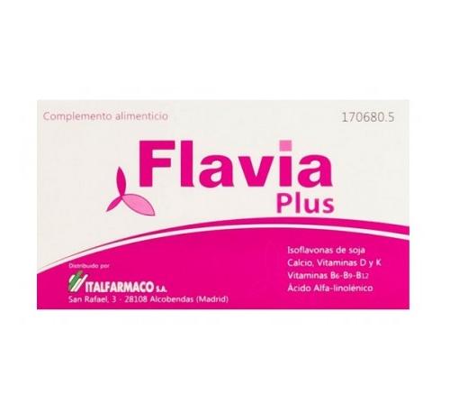 FLAVIA PLUS 30 CAPS