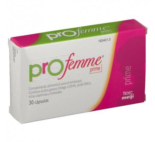 PROFEMME PRIME (30 CAPS)