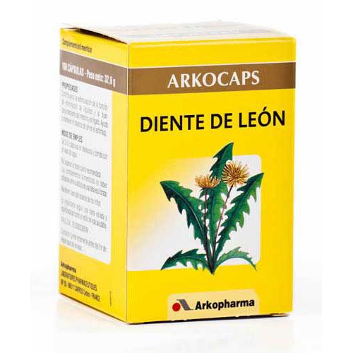 ARKOCAPSULAS DIENTE LEON 100CA