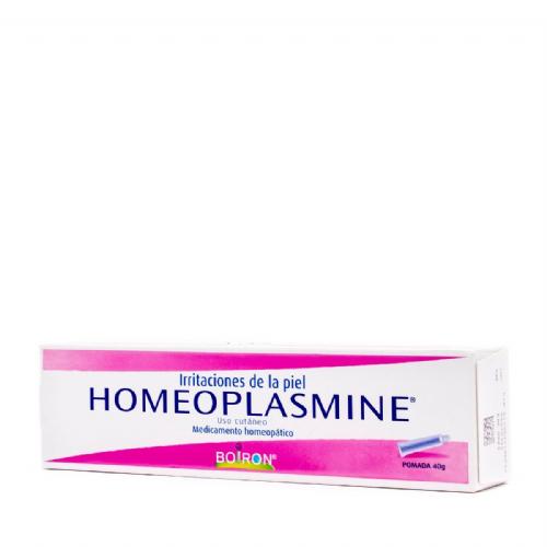 Boiron homeoplasmine pomada 40 g