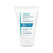 Ducray hidrosis control crema anti-transpirante - manos y pies (50 ml)