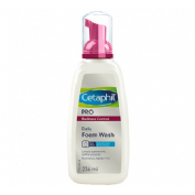 Cetaphil pro redness control daily foam wash (236 ml)