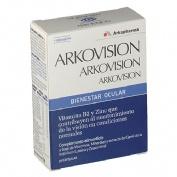Arkovision vitaminas bienestar ocular (30 caps)