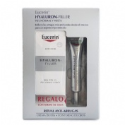 EUCERIN HYALURON FILLER PIEL NORMAL/MIXTA+REGALO
