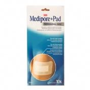 3m medipore+ pad - aposito esteril (10 x 20 cm 10 apositos)