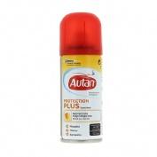 Autan protection plus spray seco - repelente (aerosol 100 ml)