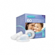 Discos absorbentes lactancia desechables - blue lock (60 u)