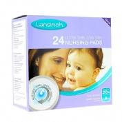 Discos absorbentes lactancia desechables - blue lock (24 u)