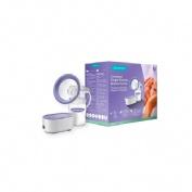 Extractor de leche materna electrico individual compacto - lansinoh