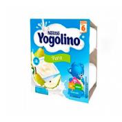 Nestle yogolino pera (100 g 4 tarrinas)