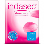 INDASEC DERMOSEDA NORMAL 24 U