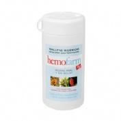 HEMOFARM PLUS 60 TOALLITA BOTE