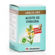 ARKOCAPS ACEITE ONAGRA 80