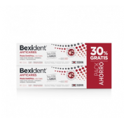 BEXIDENT DUPLO ANTICARIES 2 * 125 ML PACK AHORRO