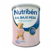 NUTRIBEN LECHE RN B PESO 400 G