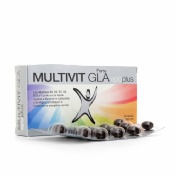 EPAPLUS MULTIVIT GLA FORTE (30 CAPS)