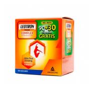 Leotron complex 90 capsulas + 30 capsulas gratis