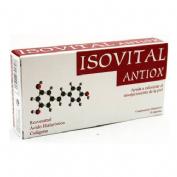 ISOVITAL ANTIOX 30 CAPS