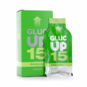 GLUC UP MANZA 15G 5 STICK 30ML