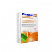 Recuperat-ion suero oral s.r.o. (4 sobres sabor naranja)