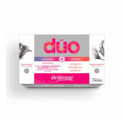 Actifemme duo - candida vaginal + optima oral (10 caps vaginales + 14 caps orales)