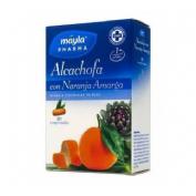 Alcachofa + con naranja amarga (30 comp)