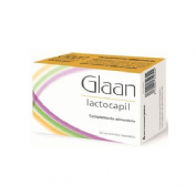GLAAN LACTOCAPIL 30 COMP