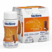 MERITENE ACTIV CHOCOLATE 4X125