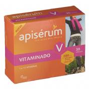 APISERUM VITAMINA 30 CAPS N
