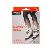 APOSITO PROTECTORES TIBIALES (2 U 7 CM X 9.5 CM)