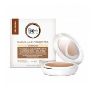 BE+ MAQUILLAJE COMPACTO CORRECTOR OIL FREE SPF30 (P OSCURA 10 G)