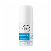 Be+ desodorante 24 h sin aluminio (50 ml)